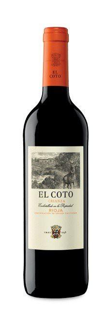 EL COTO CRIANÇA 2016 Vi Negre D.O. Rioja
