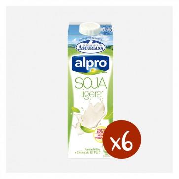 Llet Alpro Soja (Caixa 6 x 1L)