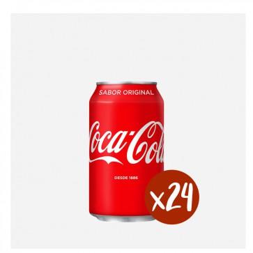 Coca-cola (Caixa 24 x 0,33L)