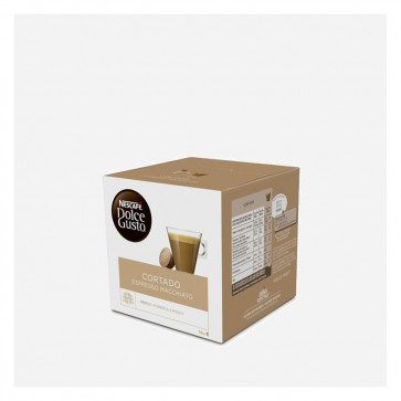 DOLCE GUSTO Càpsules de cafè tallat