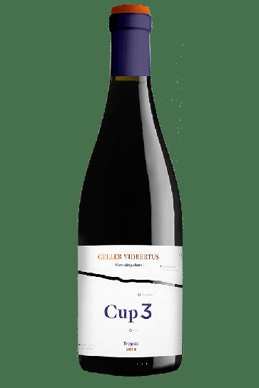 CUP3 Vi negre D.O. Conca de Barberà