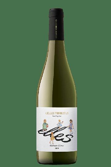 ELLES Vi blanc D.O. Conca de Barberà