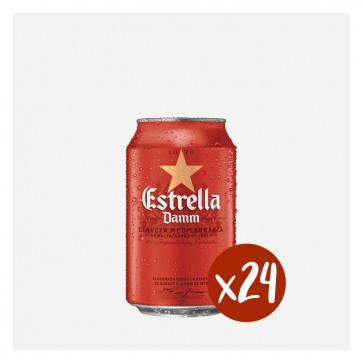 Estrella Damm (Caixa 24 x 0'33L)