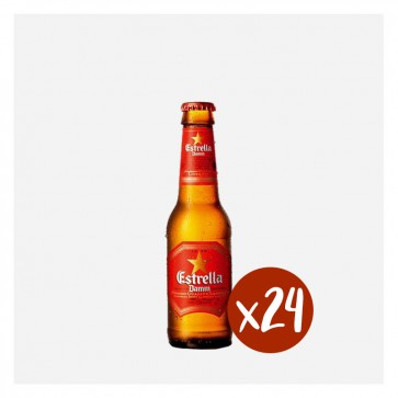 Estrella Damm (Caixa 24 x 0'25L)