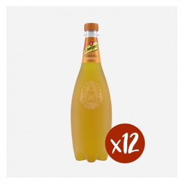 Taronja Schweppes (Caixa 12 x 1L)