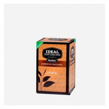 IDEAL INFUSIONS Rooibos Sueños de Xocolate ecològica