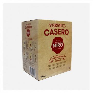 MIRÓ BOX 5L Vermut Casero