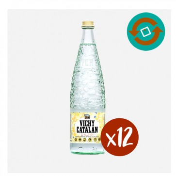 Vichy Catalan (Caixa 12 x 1L) Retornable