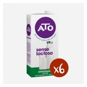 Llet Ato Sense Lactosa (Caixa 6 x 1 L)