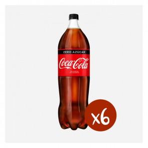 Coca-cola zero (Caixa 6 x 2L)