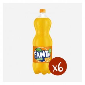 Fanta Taronja (Caixa 6 x 2L)