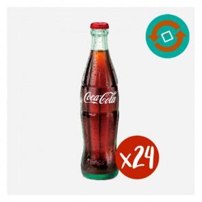 Coca Cola (Caixa 24 x 0'35L) Retornable