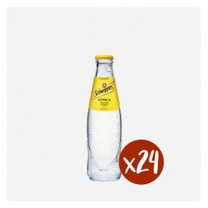 Tonica Schweppes (Caixa 24 x 0'25L)