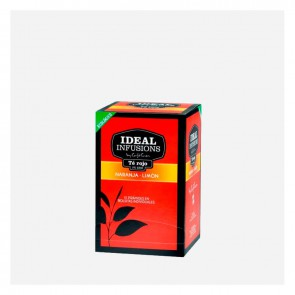 IDEAL INFUSIONS Te Vermell ecològica