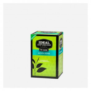 IDEAL INFUSIONS Te Verd ecològica