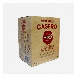 Vermut Miró Roig Box Casero 5L