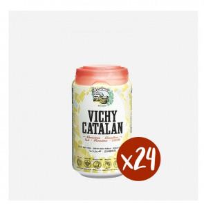 Vichy Catalan (Caixa 24 x 0'33L)
