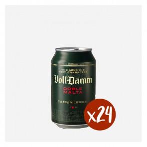 Voll Damm (Caixa 24 x 0'33L)